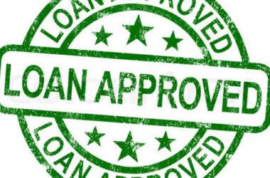 Loan approved illustration