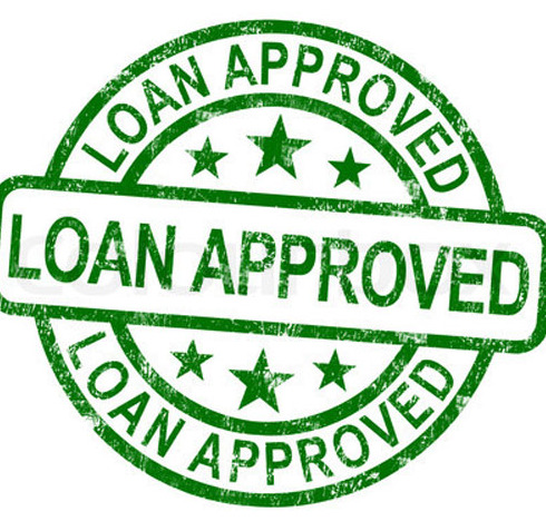 Loan approved illustration