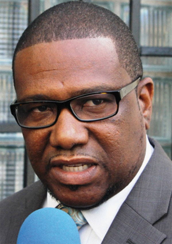 Image of Alva Baptiste, Saint Lucia Labour Party first deputy leader