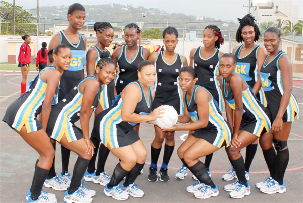 Hectic Year ahead for St. Lucia Netball Queens (Photo: Anthony De Beauville)