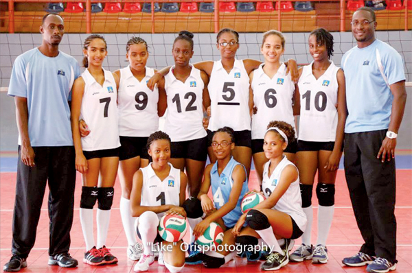 ECVA Junior Champions St. Lucia (Photo Orisphotography)