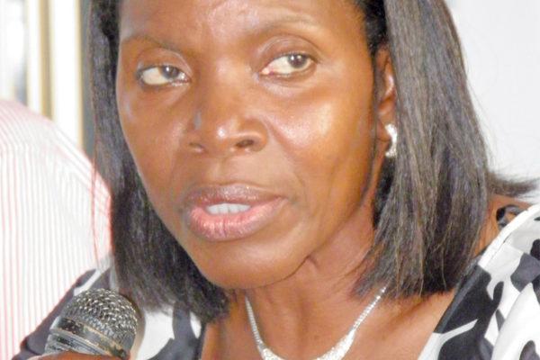 IMAGE: PARLIAMENTARY Representative for Gros Islet Emma Hippolyte