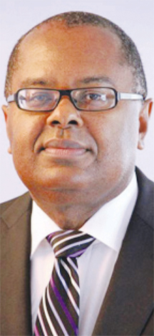 Saint Lucia's Minister for Sustainable Development, Energy, Science and Technology, James Fletcher