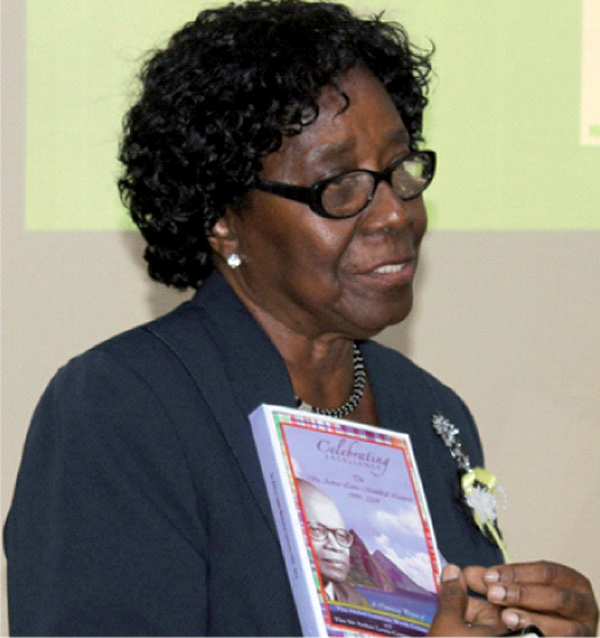 GOVERNOR-GENERAL Dame Pearlette Louisy