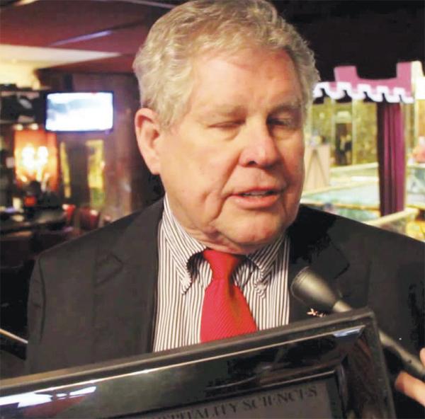 """Image of Hon. Gordon """"Butch"""" Stewart"""