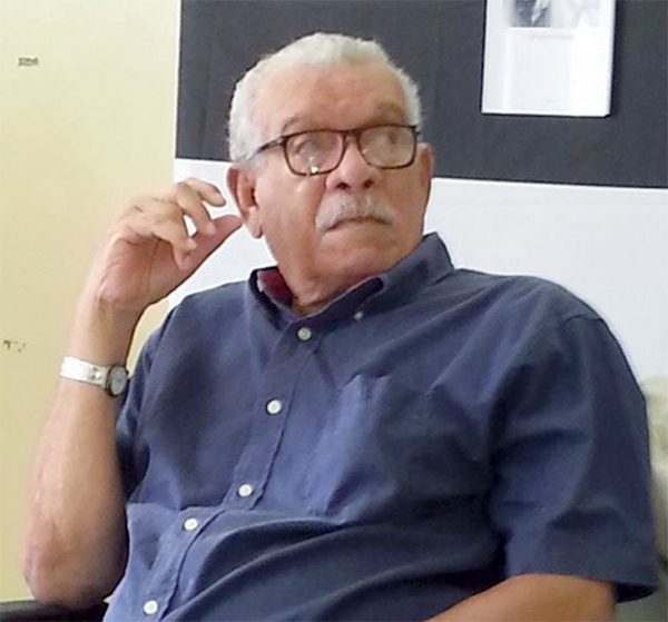 Saint Lucian Nobel Laureate  Derek Walcott