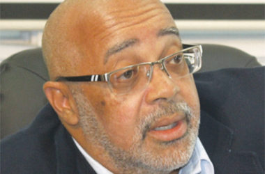 Image of OECS Director-General Dr.Didacus Jules