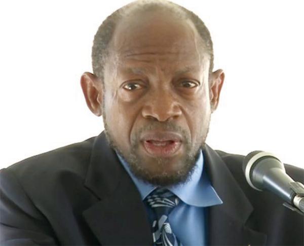 Dr  Denzil Douglas