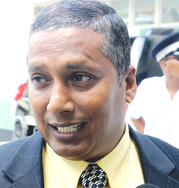 Guy Joseph, Member of Parliament for Castries South East