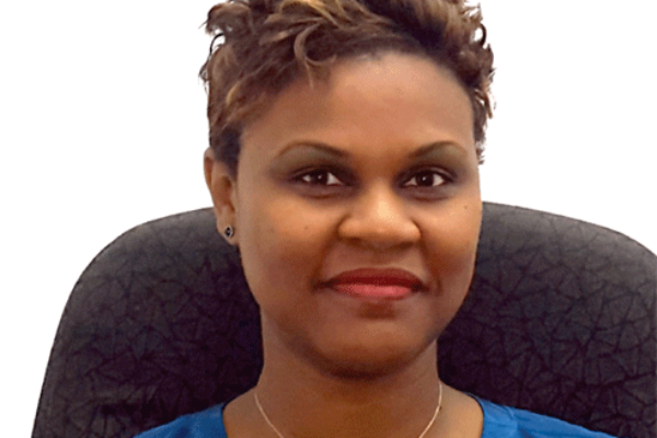 Digicel's Country Manager Mrs. Siobhan James- Alexander