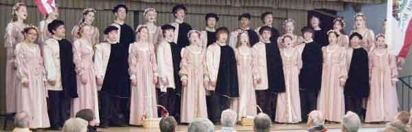 California High School Choir