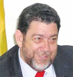 Dr. Ralph Gonsalves.