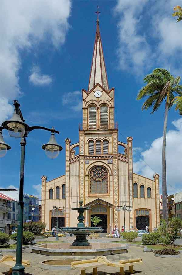 St. Louis Cathedral, Martinique