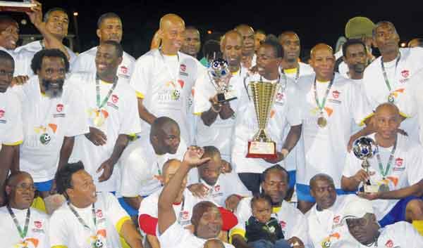 Caricom Masters  [Photo: Anthony De Beauville]