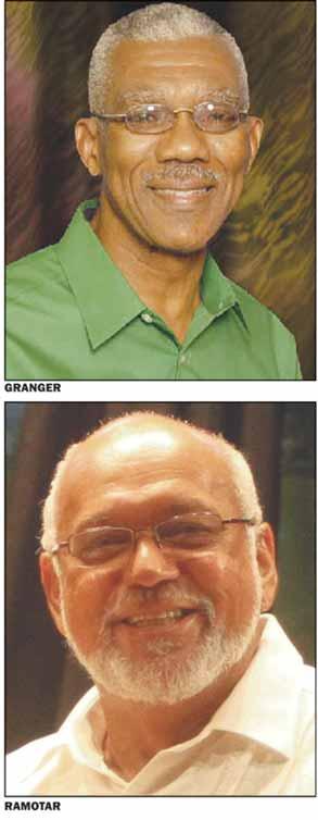 Granger & Ramotar