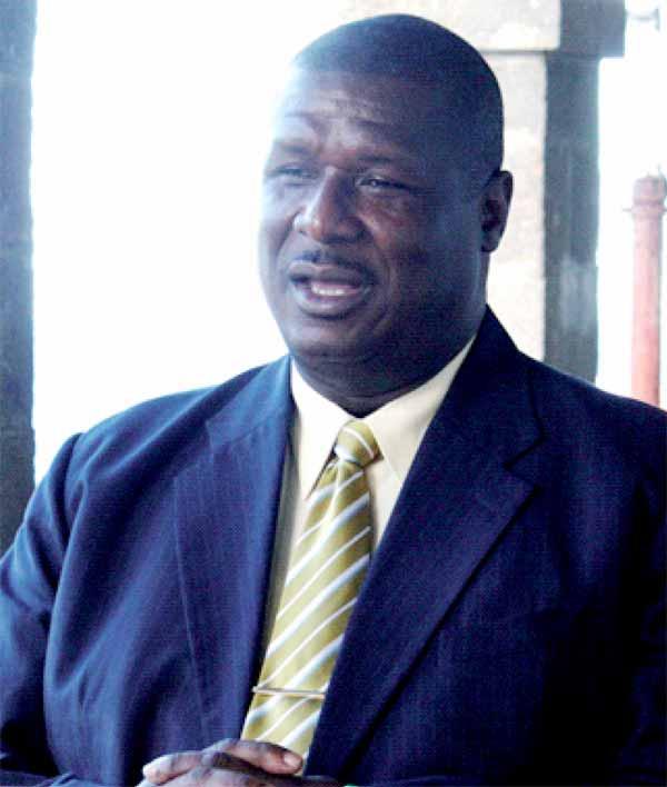 Former Prime Minister, Stephenson King. [Photo: Stan Bishop]