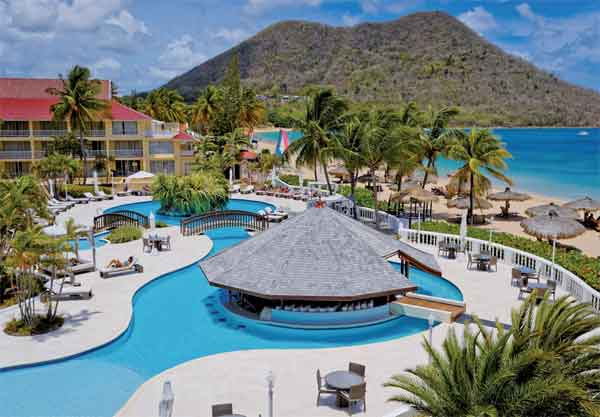 Leading Hotels Of The World St Lucia