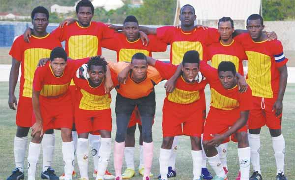 Soufriere secured semi final spot... (Photo: Anthony De Beauville)