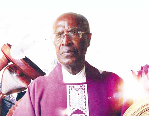 Image of Archdeacon Evelyn