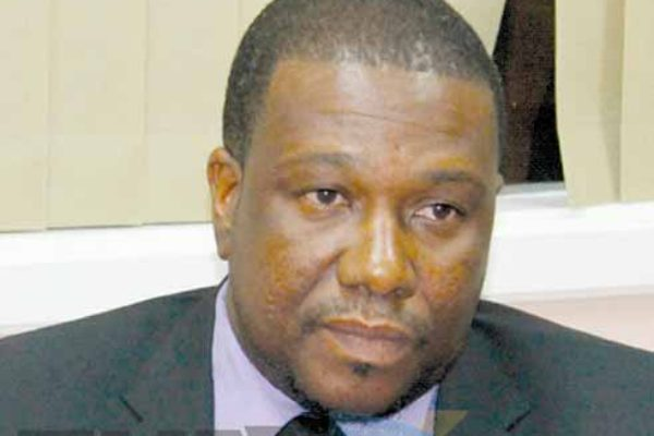 Image of Parliamentary Representative for Laborie, Alva Baptiste