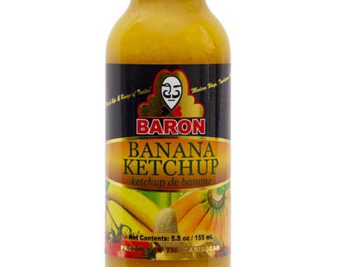 Baron's Banana Ketchup A Winner Again - St. Lucia News From The ...