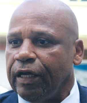 UWP senator, Ezechiel Joseph