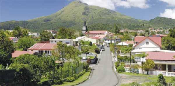 Image of Morne Pelee Marinique