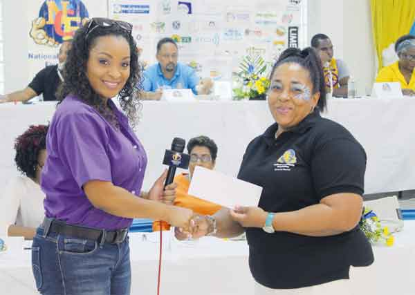St. Lucia Distillers makes its contributions