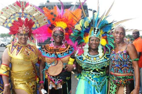 Tribe of Twel took home the Band of the Year title. [Photo: Stan Bishop]