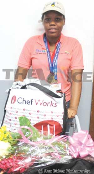 Image of  Junior Chef Edna Butcher