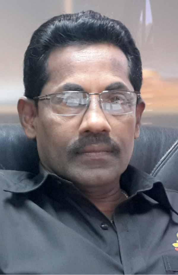 Managing Director, Ronald Ramjattan