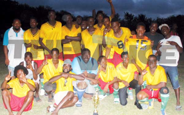 Champions On the Rock Strikers (Photo: Anthony De Beauville)