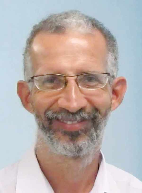 Pathologist Dr. Stephen King
