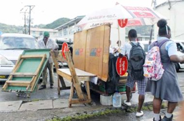In September 2013, the Castries City Council announced it was moving to restore the capital's aesthetic beauty. Two years later, the situation is much worse.