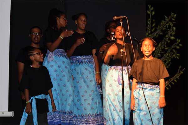 Calypso chorus