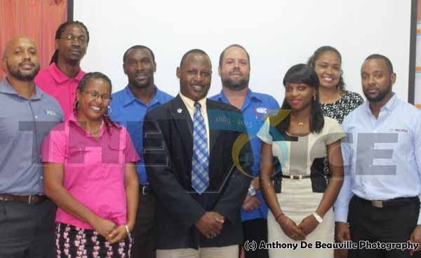 NORCECA Beach Volleyball Here October - St  Lucia News From