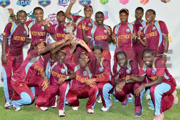 West Indies women cricketers to play four ODIs at the BCG (Photo: Anthony De Beauville)