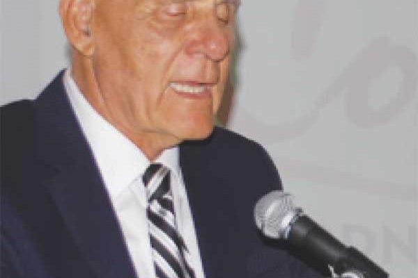 Chairman Michael Chastanet