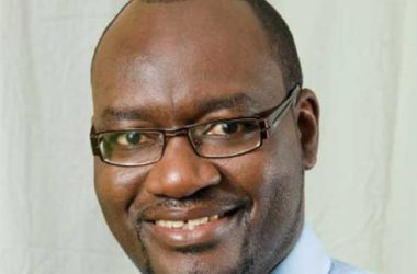 Minister of Agriculture Moses Jn. Baptiste