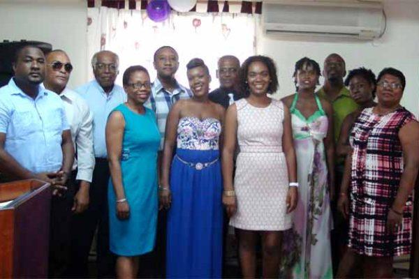 The graduating supervisors