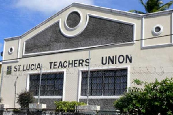 The St. Lucia Teachers' Credit Co-operative's headquarters in La Clery.