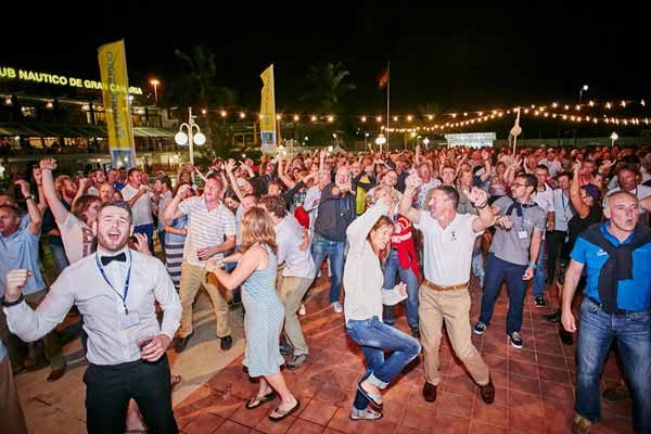 Image: Dancing away at the Farewell Party © WCC / James Mitchell