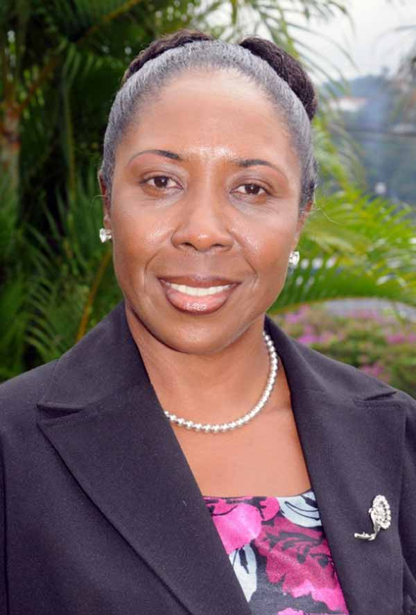 Image of Minister Alvina Reynolds