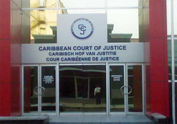 Image: The headquarters of the Caribbean Court of Justice
