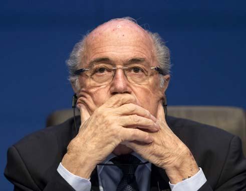 Image of Sepp Blatter