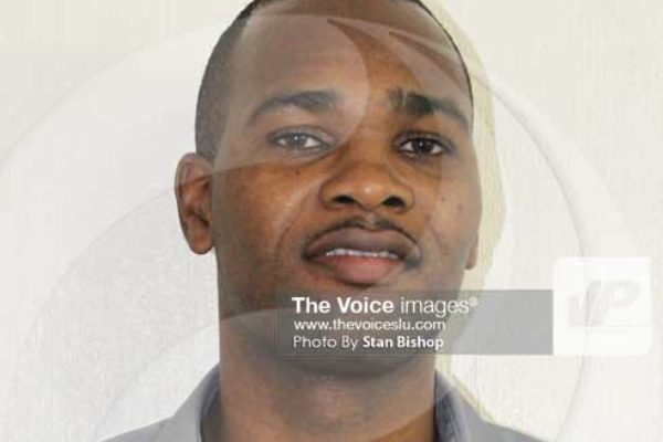 Saint Lucian writer, Damian Femi Rene