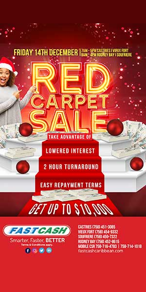 Fast Cash Red carpet sale