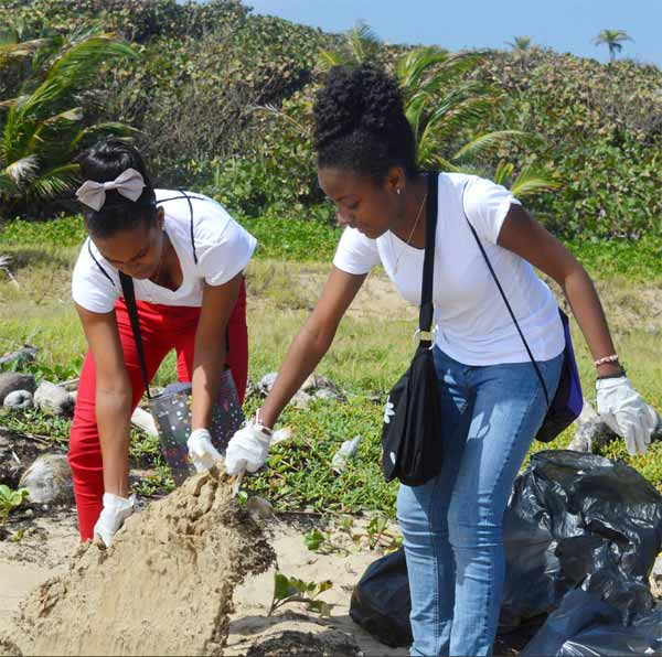 Major-Grand-Anse-Clean-up
