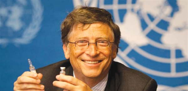 The Bill Gates Vaccine