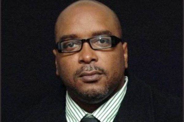 "Saint Lucian designer, Tyrone ""Jiggy"" Henry."